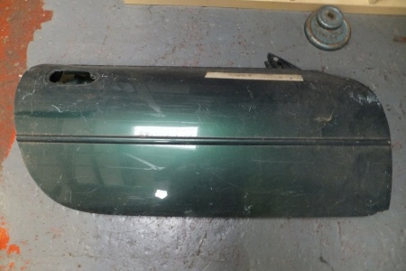 Early XK8 Convertible - RH Door - Outer