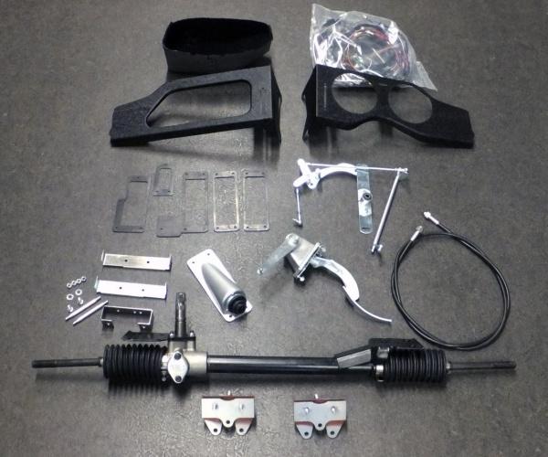 Lhd To Rhd Steering Conversion Kit Ltr1